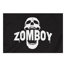 Zomboy - Rail Rider - Double Sided Flag