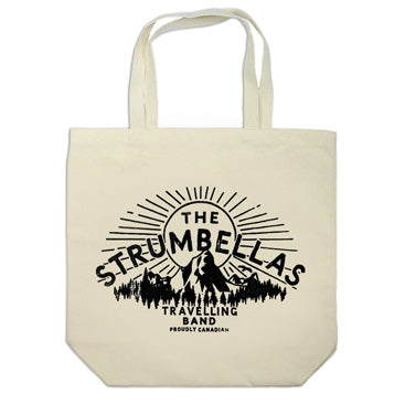 The Strumbellas Travelling Band Tote Bag