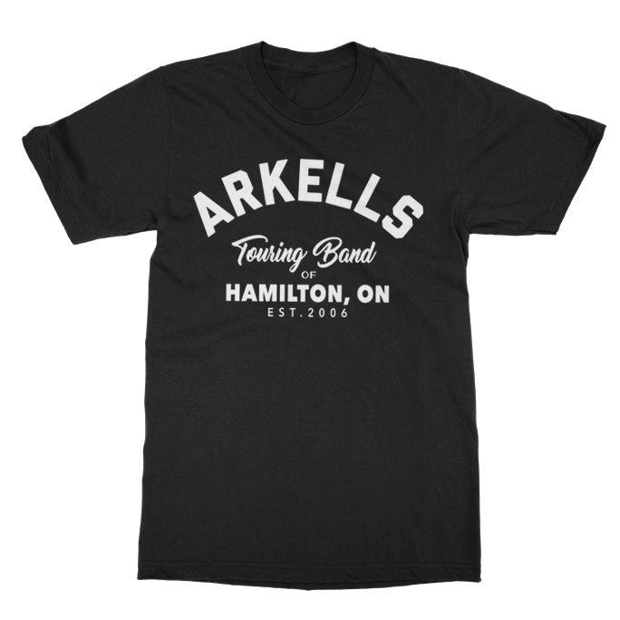 Arkells - Touring Band - Black Tee