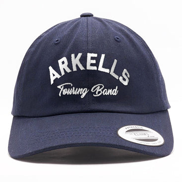 Arkells - Touring Band - Navy Blue Dad Hat