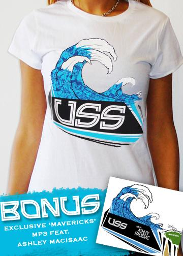U.S.S. Maverick T-Shirt - GIRLS