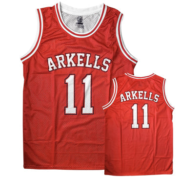Arkells - Basketball Jersey - Guys