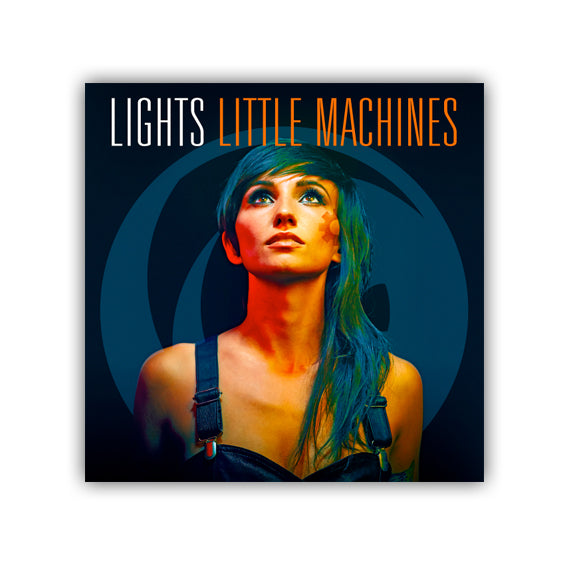 LIGHTS -Little Machines- CD