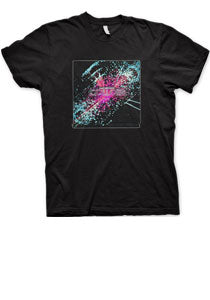 SRB -Collider- Album Tee - Black