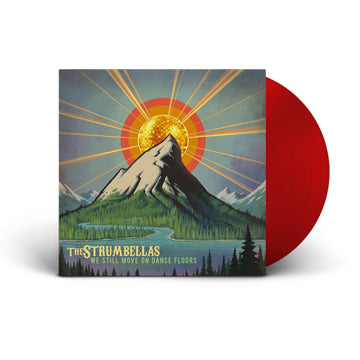 THE STRUMBELLAS We Still Move On Dance Floors Vinyl