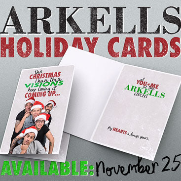 Arkells - Holiday Card