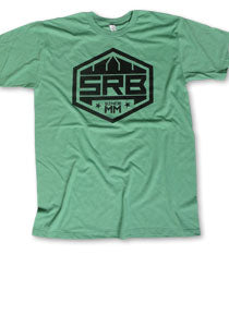 SRB -Supreme- Guys T-Shirt - Heather Green