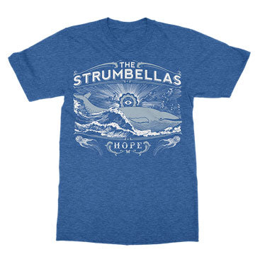 The Strumbellas Hope Heather Royal Tee