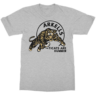 Arkells - Ti-Cats Tee - Athletic Heather
