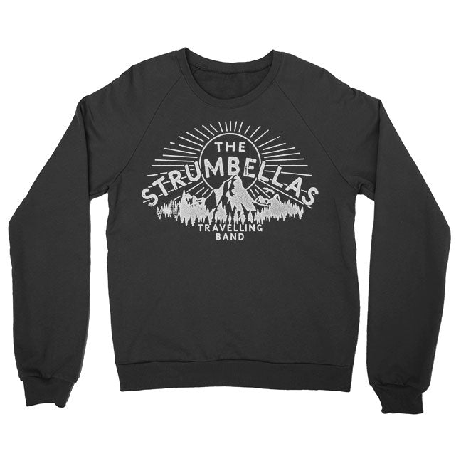 The Strumbellas Travelling Band Crewneck Sweatshirt