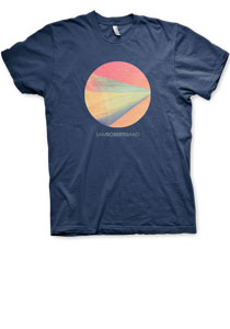 SRB -Orb- T-Shirt - Navy Blue