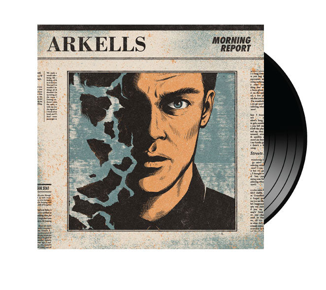 Arkells - Morning Report Vinyl LP