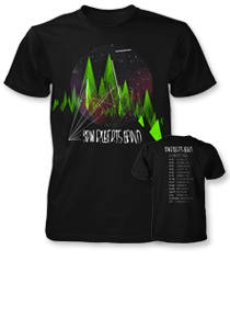 SRB - Lo Fantasy Tour- T-Shirt - Black
