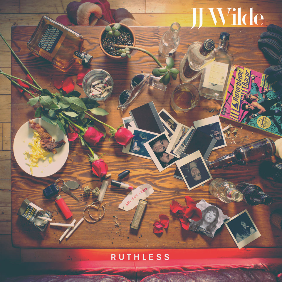 PRE ORDER - JJ Wilde - Ruthless - Album Bundle