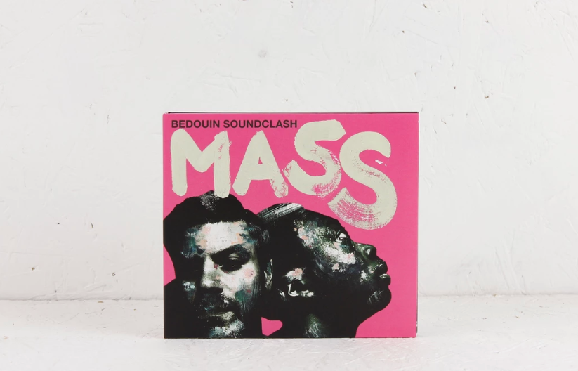 Bedouin Soundclash - Mass - Vinyl LP - Limited Edition Translucent Pink