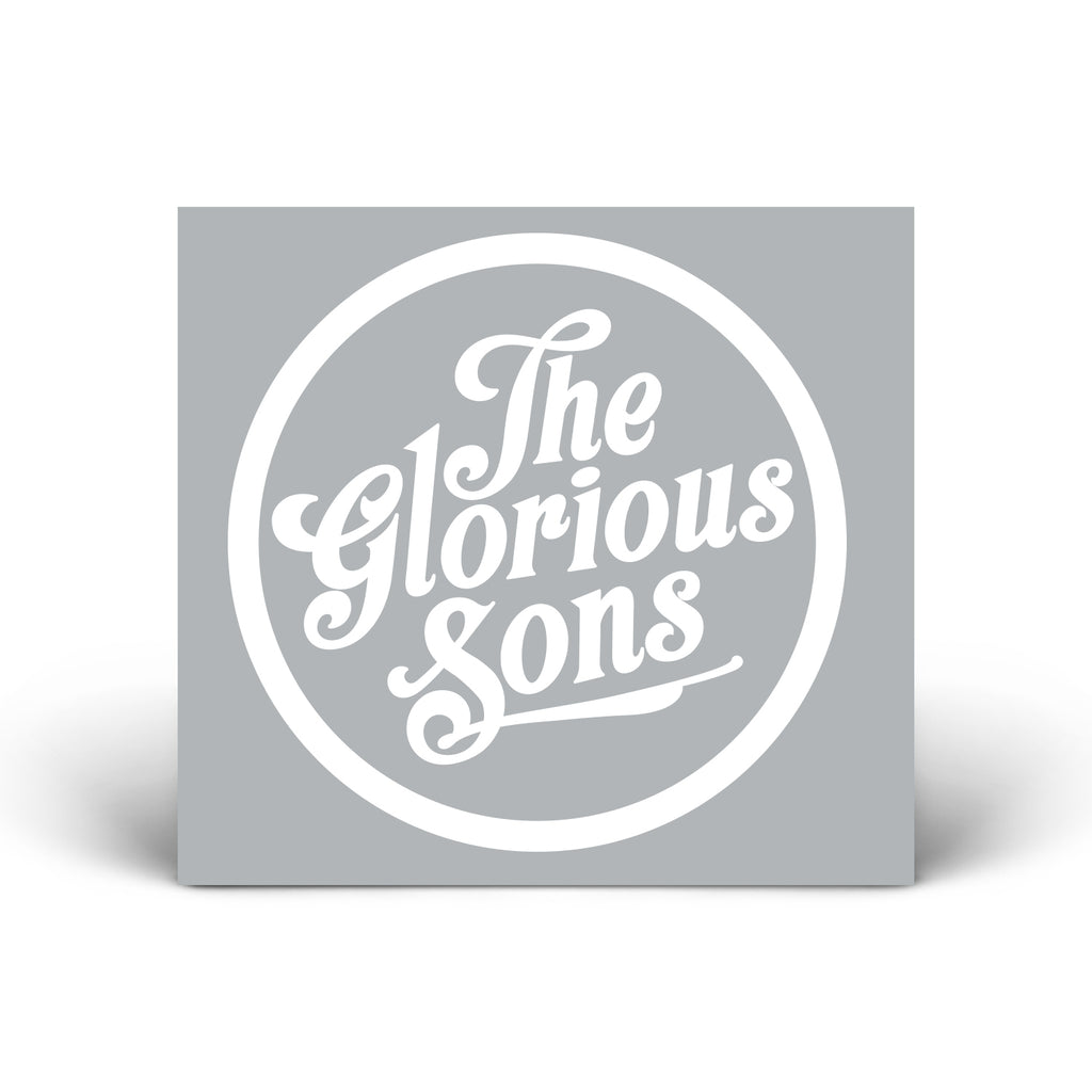 The Glorious Sons - Circle Logo - Decal