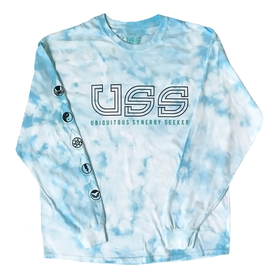 U.S.S. - Crystal - Tie Dye Long Sleeve Shirt
