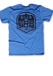 SRB -Ranger- Guys T-Shirt - Heather Blue