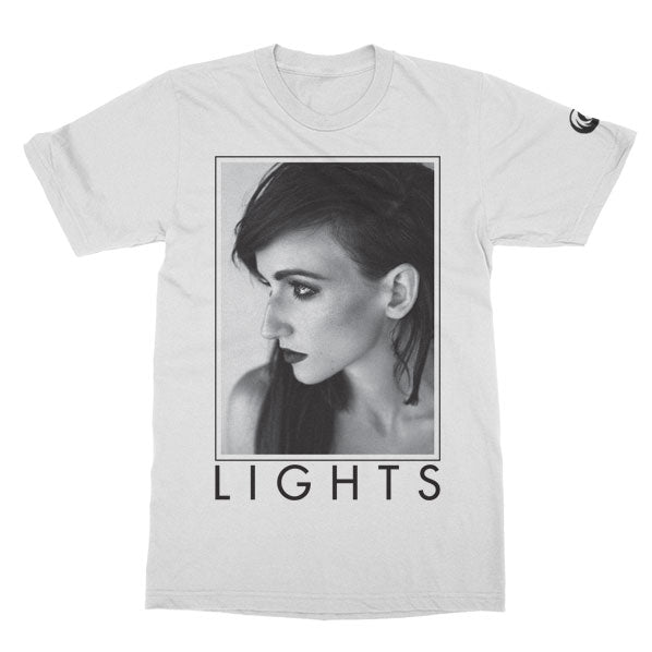 LIGHTS 2016 Photo White T-Shirt