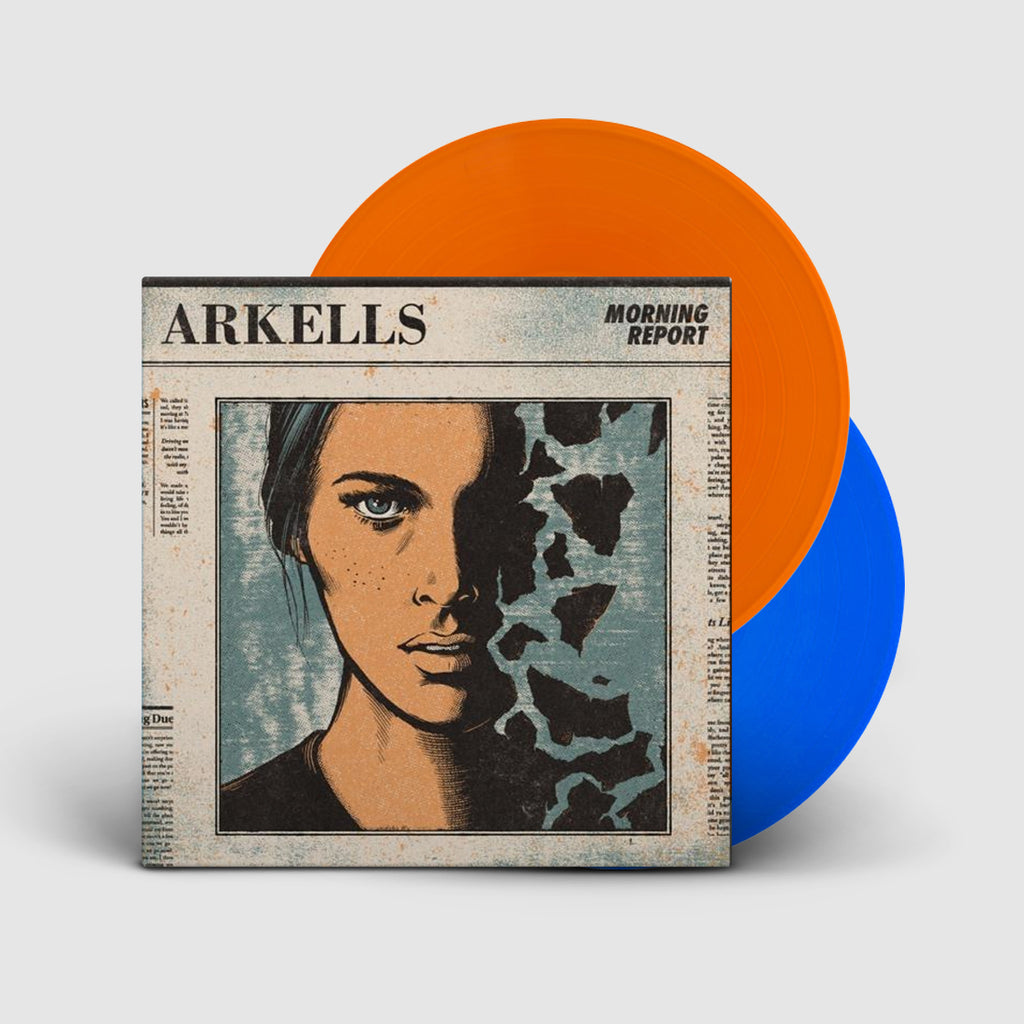 Arkells - Morning Report Deluxe Edition Double Vinyl