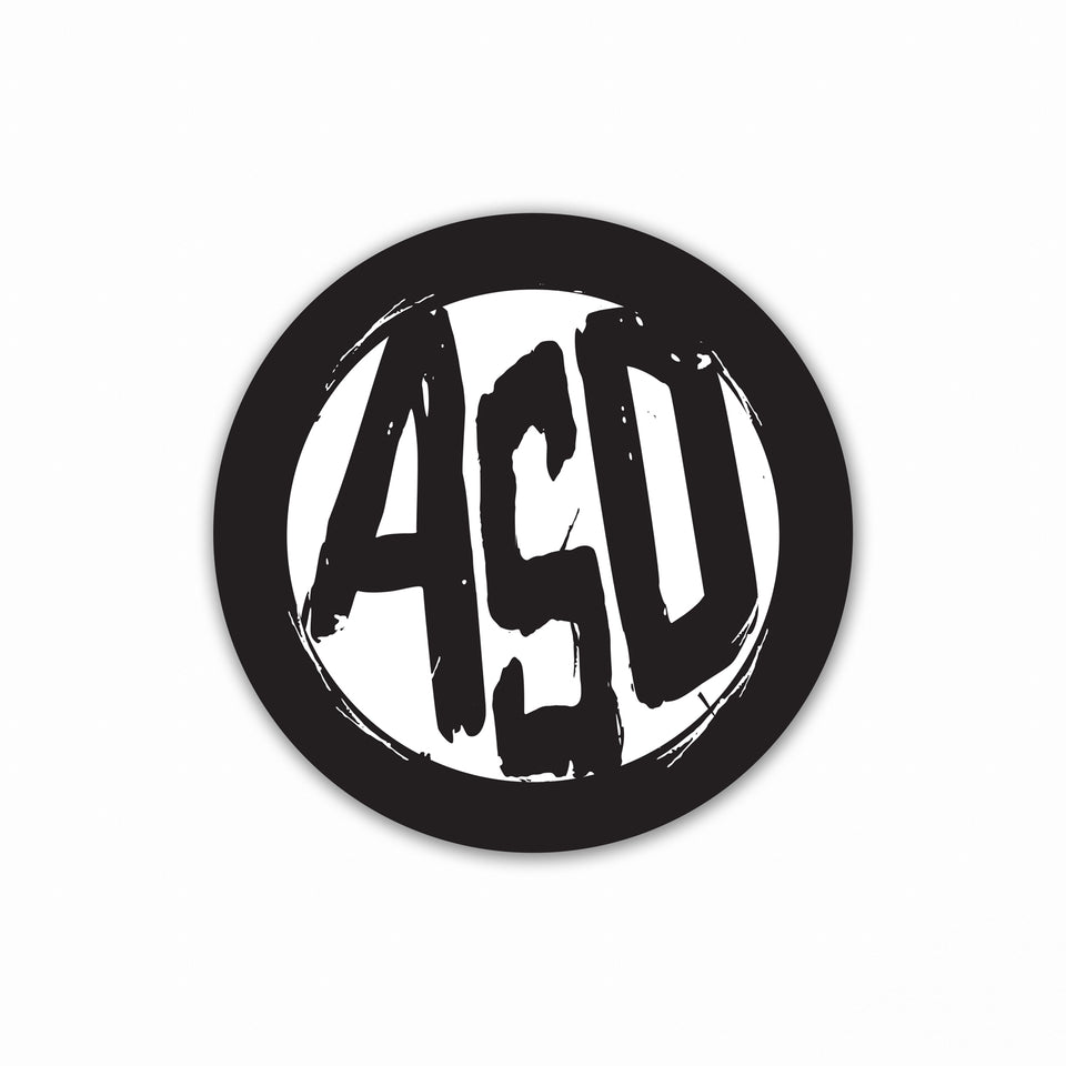 ASD Band - Logo - Sticker