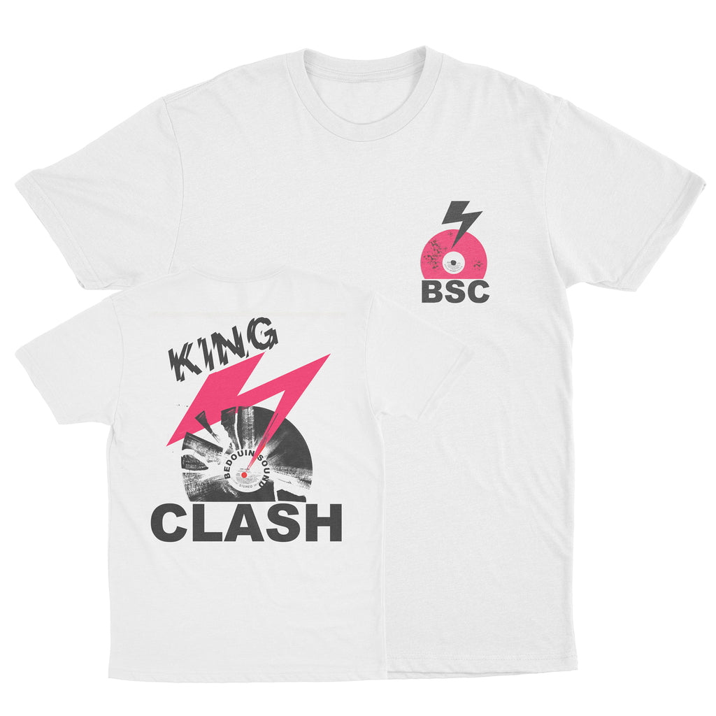 Bedouin Soundclash - Thunder - White Tee