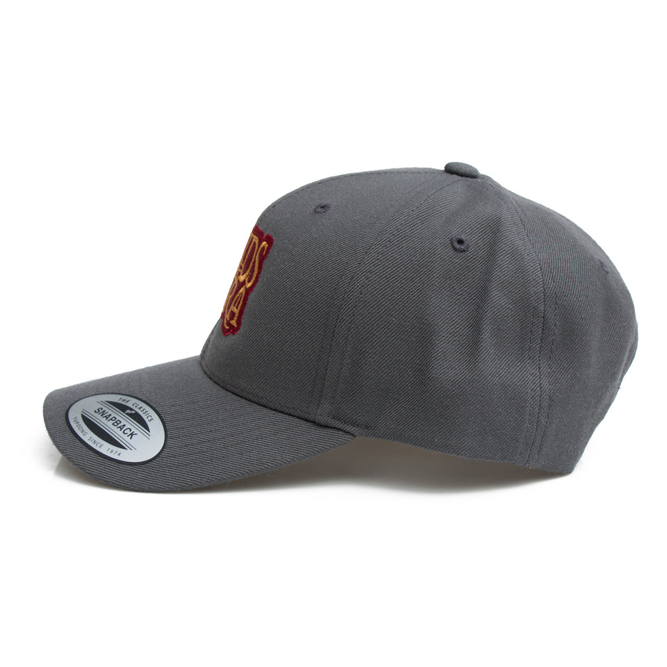 Bonds Of Mara - Logo - Gray Snapback Hat