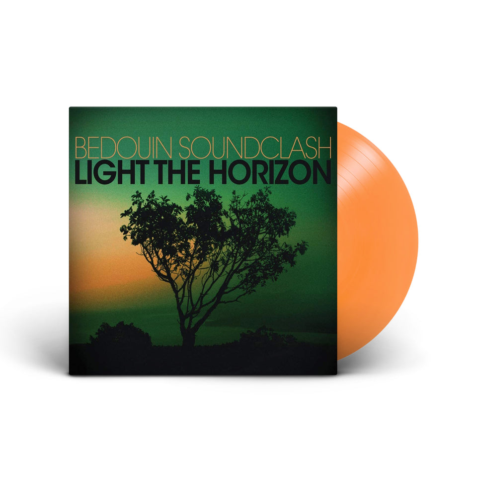 Bedouin Soundclash - Light The Horizon - Vinyl LP - Translucent Orange