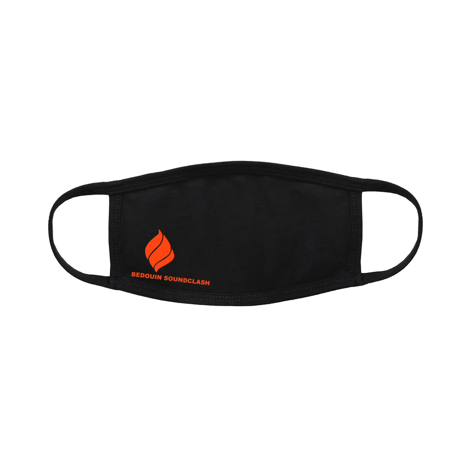 Bedouin Soundclash - Flame - Face Mask
