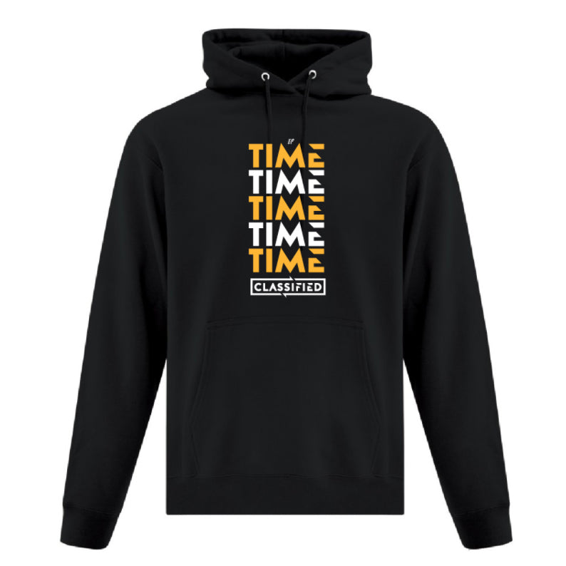 Classified - Time - Pullover Hoodie