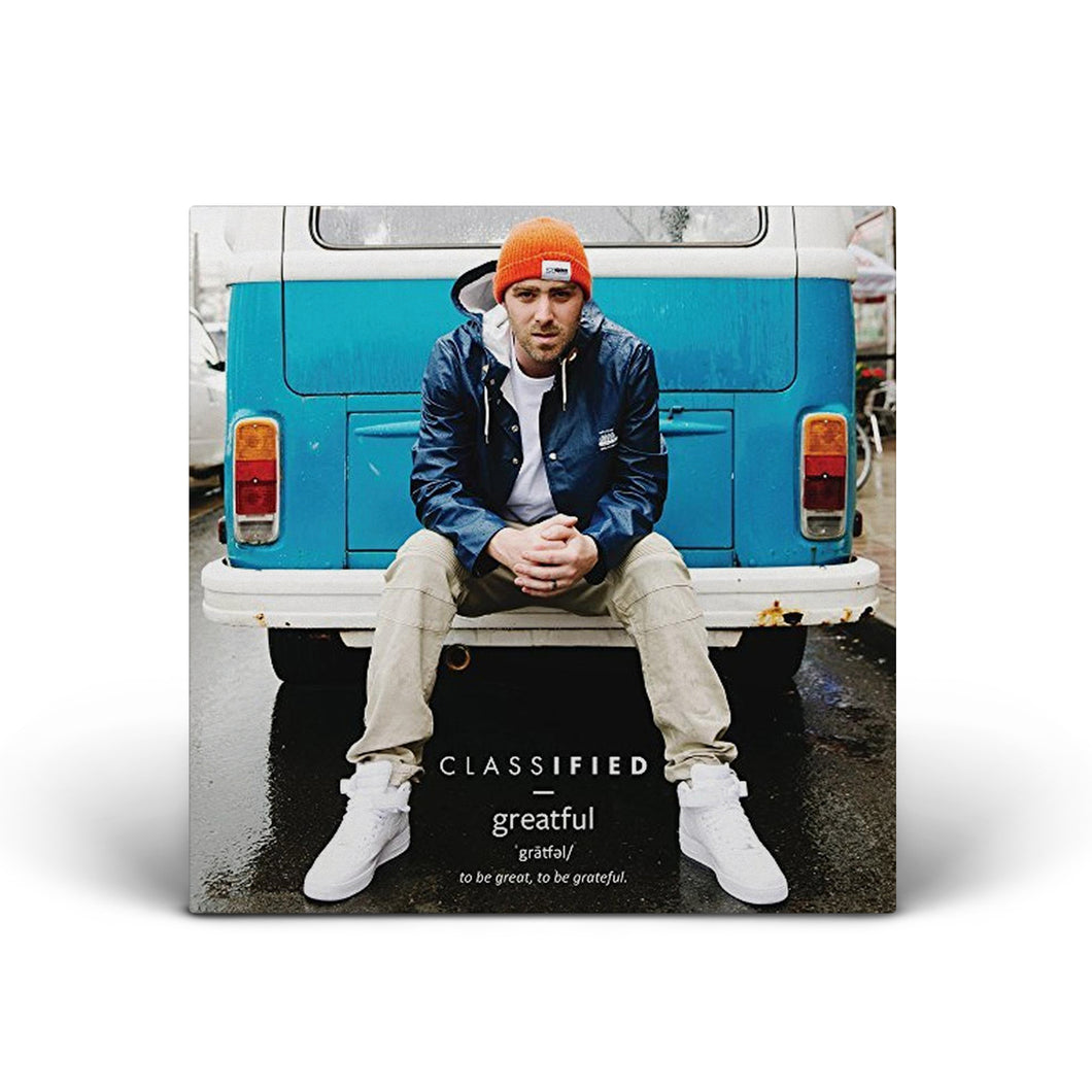 Classified - Greatful CD