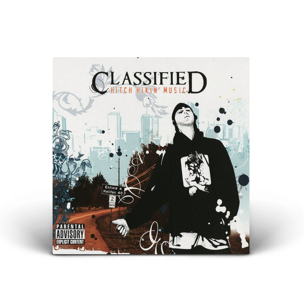 Classified - Hitch Hikin' Music CD