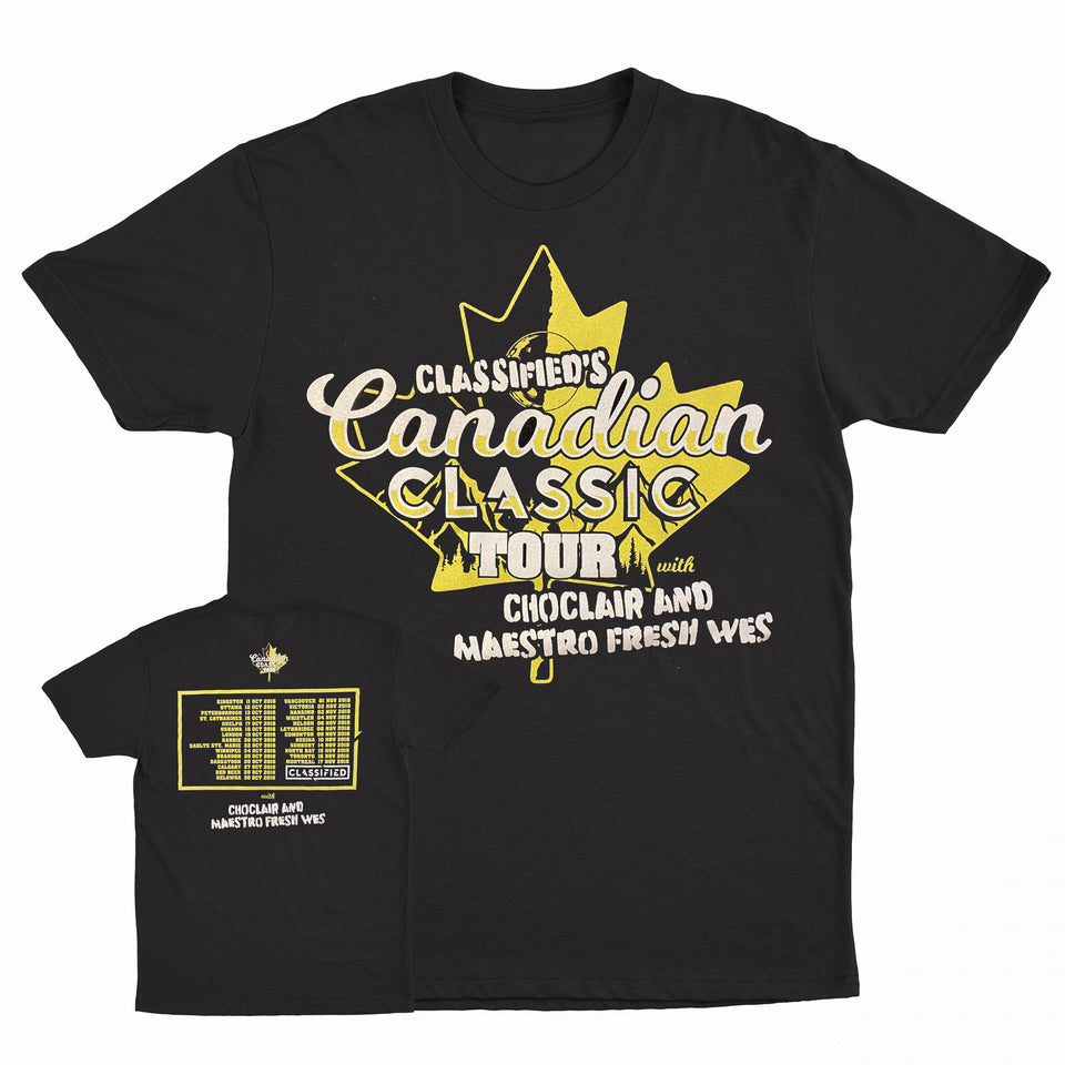 Classified - Canadian Classic Tour - Tee