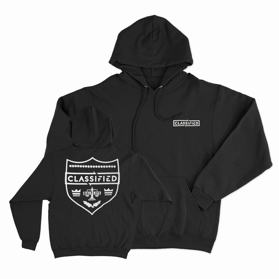 Classified - Half Life - Pullover Hoodie