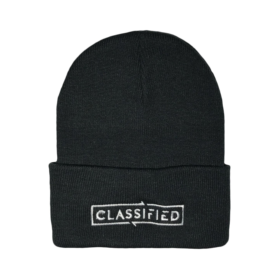 Classified - Logo - Beanie