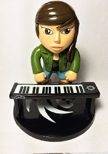 LIGHTS - LTD ED Custom Figurine