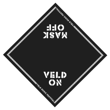 LTD. EDITION 2017 VELD Mask Off Bandana
