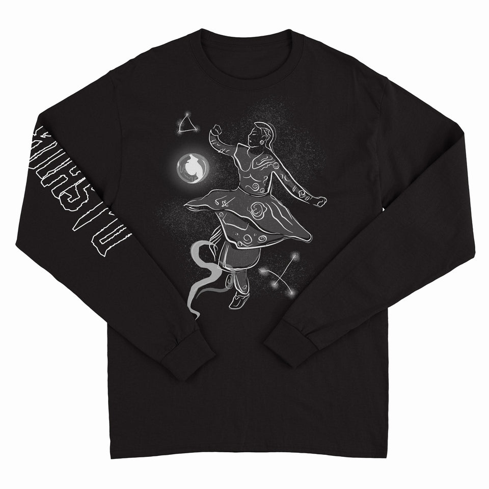 DJ Shub - Smoke Dance - Black Long Sleeve