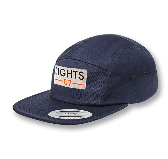 LIGHTS -87- Camper Hat