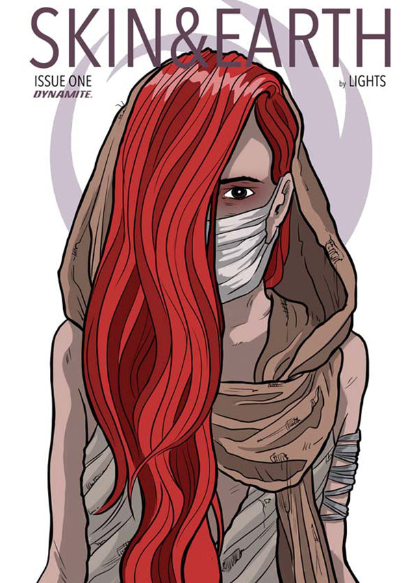 LIGHTS - Skin and Earth Issue 1- Comic (Cover B)