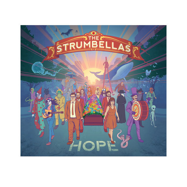 The Strumbellas Hope CD
