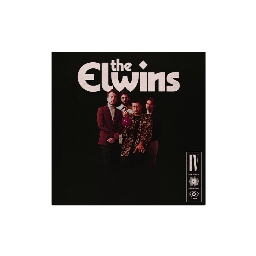 PRE ORDER The Elwins - IV - CD