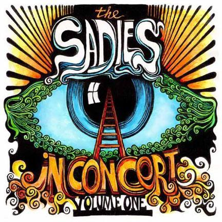 THE SADIES Music - In Concert Volume One 2 Disc CD - 2006