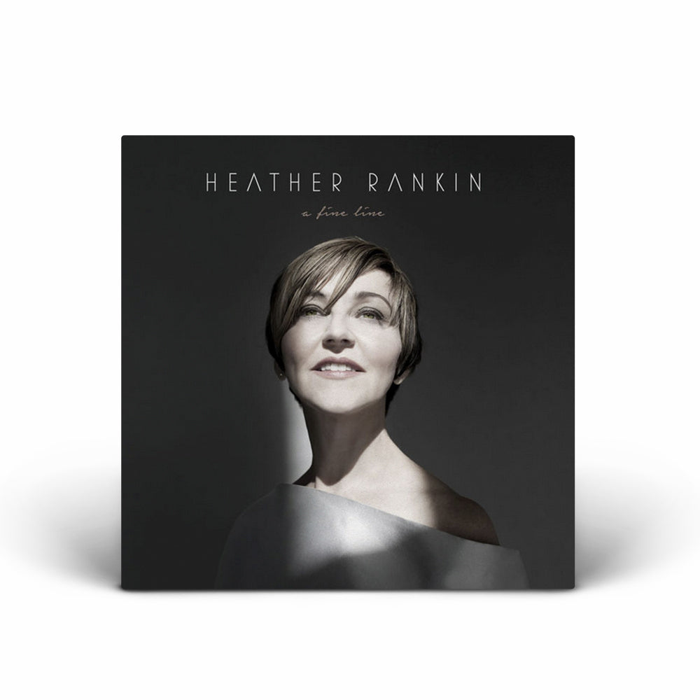 Heather Rankin - A Fine Line - CD