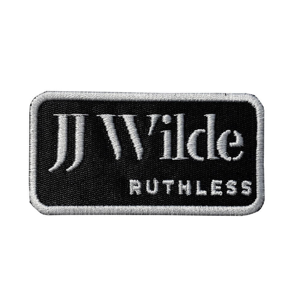 JJ Wilde - Ruthless - Patch
