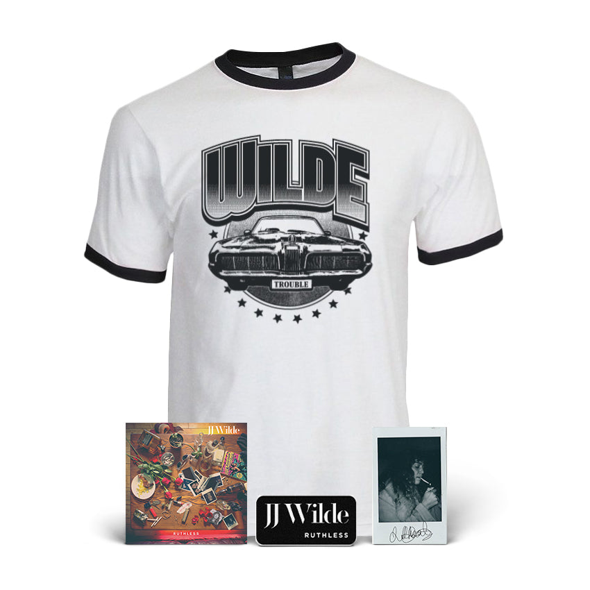 JJ Wilde - Ruthless - Album Bundle