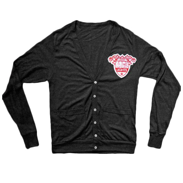 LIMITED EDITION - LIGHTS -Crest- Cardigan