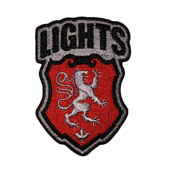LIGHTS -Crest- Patch