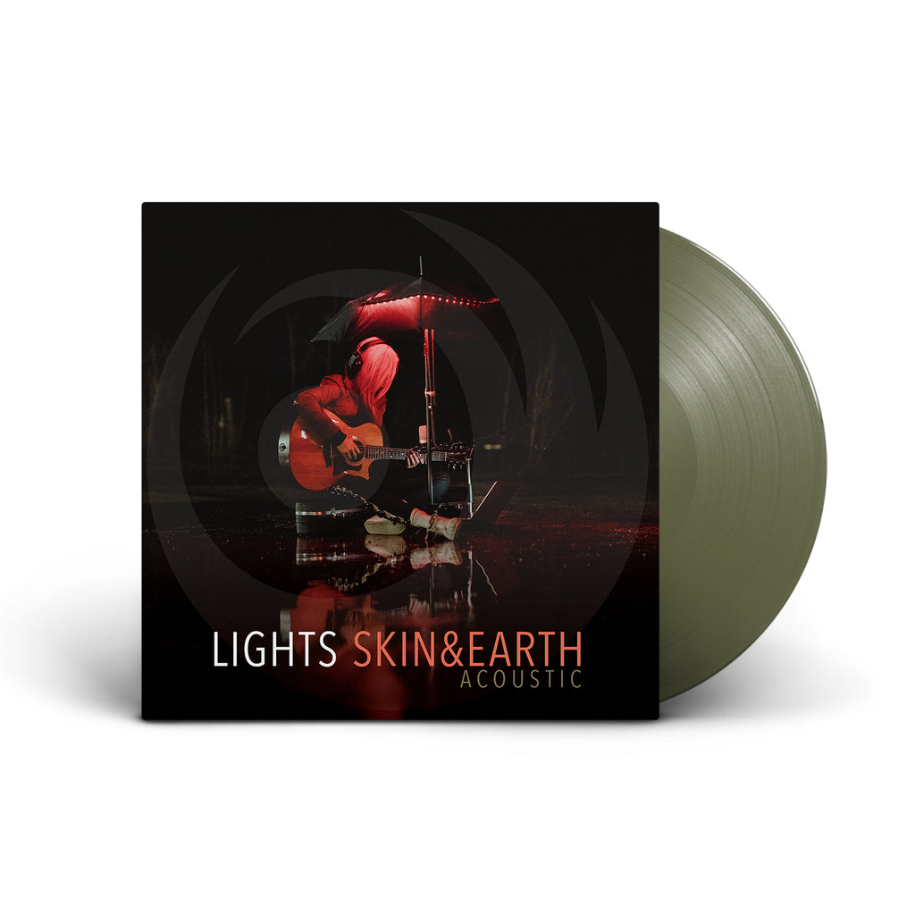 PRE ORDER - LIGHTS Skin and Earth Acoustic - Limited Edition Vinyl