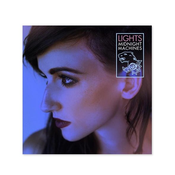 LIGHTS -Midnight Machines- CD